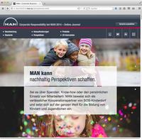 Weinert & Partner baut Kompetenzen für Design von CR-Berichten aus