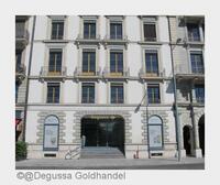 Goldanlage in Genf: Degussa Goldhandel AG eröffnet zweite Niederlassung in der Schweiz