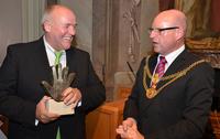 AGRAVIS-Chef erhält Wirtschaftspreis der Stadt Münster