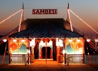 Für die Stiftung Menschen für Menschen: Circus Sambesi
