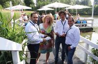 Surf-and-WLAN: AEO GmbH errichtete Eventnetz für die GERRY WEBER OPEN
