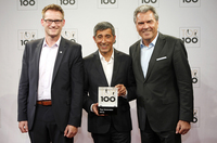 SAP-Partner sovanta AG erhält Innovations-Preis