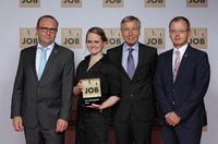 TOP JOB 2015: Kern-Haus als bester Arbeitgeber ausgezeichnet