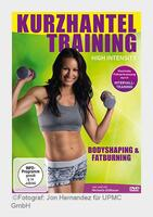 "Jetzt auf DVD: ""Kurzhantel Training - High Intensity"""