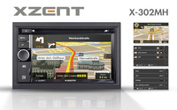 Arriving fast and sure with the Xzent motorhome satnav X-302MH