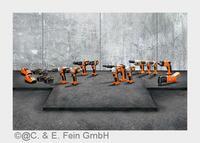 showimage FEIN Select: das flexible Akku-Programm fuer die Profi-Metallbearbeitung