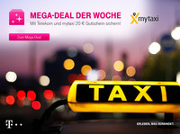 Starke Deals von starken Partnern - Telekom präsentiert wöchentlichen Mega-Deal