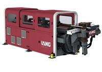 Besonders flexibel und schnell: Die neue Rohrbiegemaschine 25CNC-EMR R/L von Lang Tube Tec