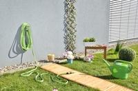 Royal Gardineer Dehnbarer Gartenschlauch PRO.V2, 7 bis 20 m