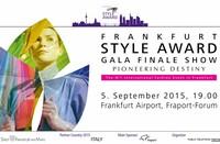 FRANKFURT STYLE AWARD GALA 2015
