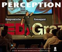 Perception – ist Trumpf