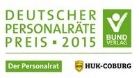 Deutscher Personalräte-Preis: Die Nominierten 2015