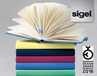 Sigel erhält Doppel-Nominierung für den German Design Award 2016
