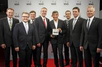 """Beton Kemmler erhält das """"Top 100""""-Gütesiegel für seine permanenten Verbesserungen"""