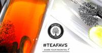 Teeflasche #TEAFAVS  - NEU von amapodo