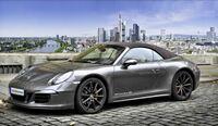 Sommer, Sonne, Porsche fahren