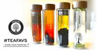 Thermoteeglas - der Teegenuss für Liebhaber - der innovative Teebereiter