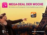 Neuer Telekom Mega-Deal: Kostenlose Audio-Stadtführungen mit PocketGuide