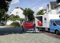 Für den optimalen Transport von Küchen, Möbeln, Kunst oder Antiquitäten