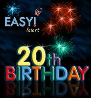 Wir feiern 20 Jahre EASY! Kinderideen - Bis zum 31.07.2015 halten wir für Sie auf unserer Facebook-Seite wöchentlich ein besonderes Angebot bereit