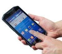 Fieldbook Secure von ERCOM und LOGIC INSTRUMENT - ein komplett gesichertes Smartphone