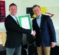 Käuferle & Salamander - 20 Jahre erfolgreiche Zusammenarbeit
