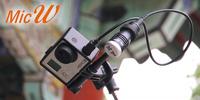 GoPro-Action in Bild und Ton: Spektakulärer Klang für Hero-Action-Cams mit den MicW-Mikrofonen iGoMic Stereo und iGoMic Mini Shotgun