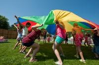 Bei Schluga-Camping - Von Kinderprogramm bis Zumba