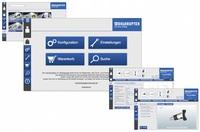 Wohlhaupter kommt mit webbasiertem Werkzeugkonfigurator Tool-Architect