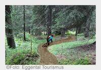 Bikerparadies Eggental: Neuer Flowtrail in Carezza