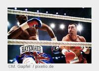 Wladimir Klitschko steigt mit Tyson Fury in Boxring