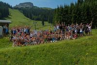 """Sonne, Berge und Karriere: Networking der außergewöhnlichen Art bei """"Students on the Rocks"""" in den Alpen"""