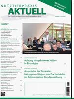NUTZTIERPRAXIS AKTUELL (NPA)  Nr. 51 2015 mit Auflage von 5.000 neu erschienen