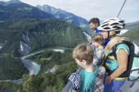 Schweizer Region Flims begeistert mit Wasserwelten