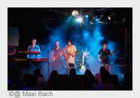 Münchner Newcomer Band Strays startet vor vollem Haus
