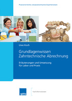 """Fachbuch """"Grundlagenwissen Zahntechnische Abrechnung"""" von Spitta jetzt erhältlich"""