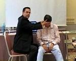 Tiefe Selbsthypnose lernen 1 Tag Seminar August mit TV Hypnotiseur Ronny Welzel