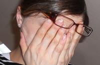 Trockene Augen durch zu wenig Tränenflüssigkeit