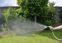 Royal Gardineer Pistolen-Sprühbrause mit Wasserstrahl-Regulierung