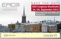 bredent medical auf der EAO in Stockholm