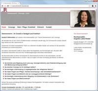 Neue Homepage der Kanzlei Lübke-Ridder informiert über Seniorenrecht