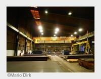 Stahlbauspezialist Jebens modernisiert Beleuchtung im Produktions- und Lagerbereich