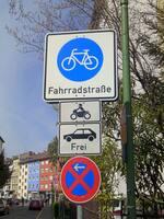 Radwegpflicht - oder nicht? Wo und wann Radler freie Fahrt haben