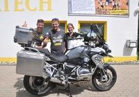 Rhino Ride: Gemeinsam gegen Wilderei
