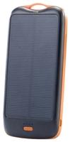 revolt Solar-Powerbank, 20.000 mAh, Ladestand-Anzeige, 2x USB