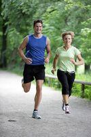 Gesund, schmerzfrei und effektiv laufen