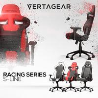 NEU bei Caseking: Ergonomische und bequeme Premium Racing-Chairs von Vertagear - Paradiesischer Komfort für Gamer und professionelle e-Sportler!