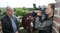 """Schnelles Internet vom Kirchturm aus: Die Wanloer Bürger versorgen sich jetzt selbst - mit einem Hightech-""""Bürgernetz"""" per Funk"""