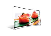 Scharfe Bilder, starke Farben: Hisense präsentiert UHD-Curved-TV mit Quantum-Dots