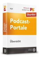 Mini-E-Book bietet Übersicht zu Podcast-Portalen